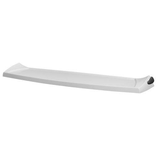 Bisk CAPRI 26202 535 mm-es fehér piperepolc